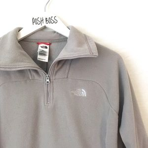 The North Face Gray Pullover